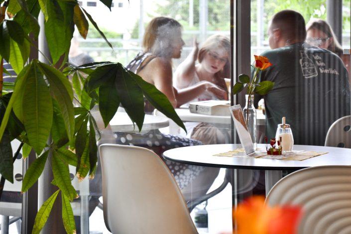 Cafe im KL Freiburg