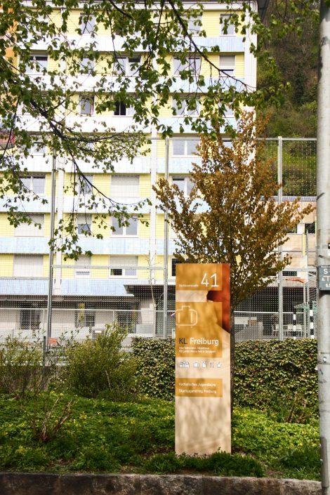 Aussenansicht KL Freiburg