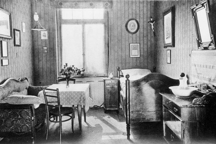 KL Freiburg Zimmer Historie