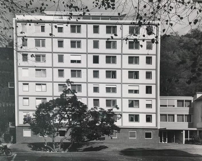 KL Freiburg Gebäude Historie
